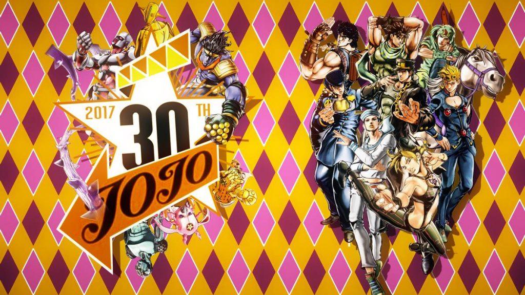 Imagen 1. Imagen de celebración de los 30 años de jojos.