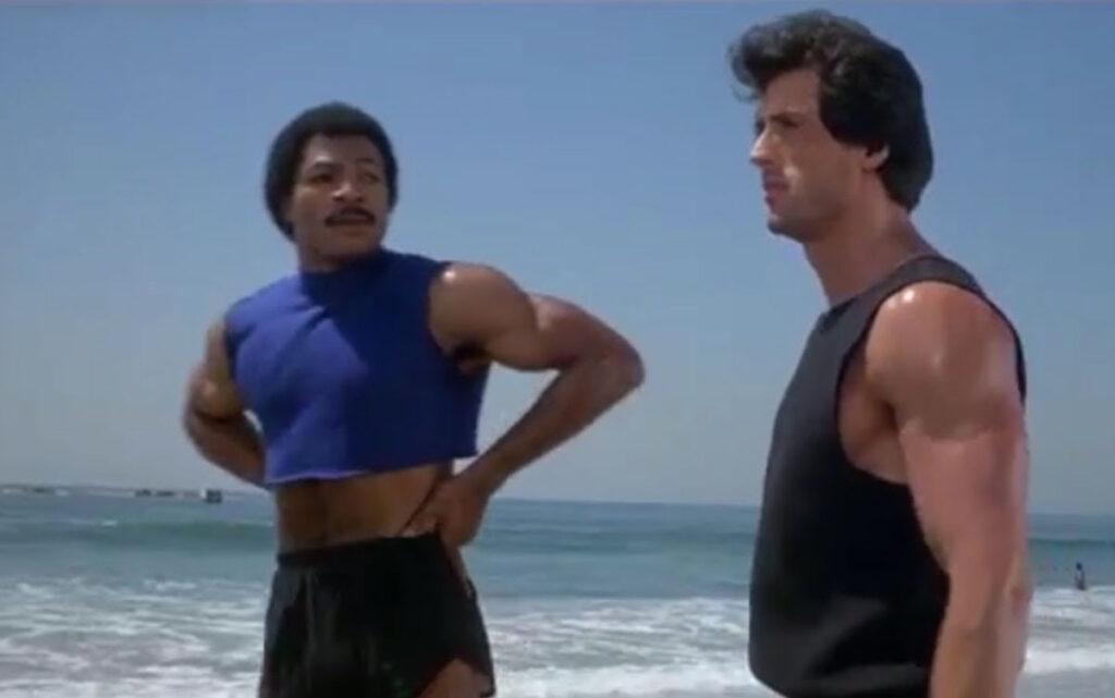 Personajes masculinos en los 80s