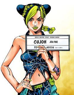 Jolyne-Cujoh
